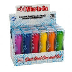 MINI VIBE TO GO DISPLAY(18 PCS)