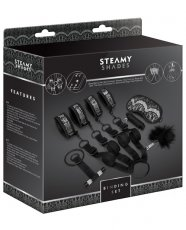 Steamy Shades Binding Set