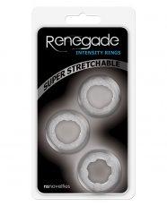 Renegade Intensity Rings - Clear