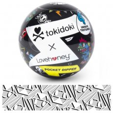 TOKIDOKI TEXTURED PLEASURE CUP DIAMONDS (NET)