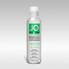 JO ALL IN ONE MASSAGE GLIDE CUCUMBER 4 OZ