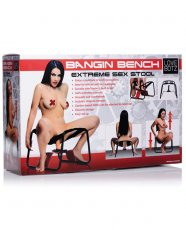 Lovebotz Bangin Bench Extreme Sex Stool