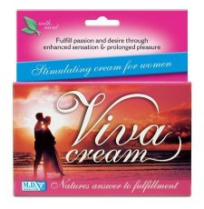 VIVA CREAM 10ML 3 TUBE BOX