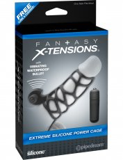 FANTASY X-TENSIONS EXTREME SILICONE POWER CAGE