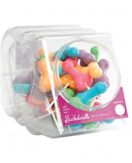 Bachelorette Party Favors Jolly Pecker Pops - Asst. Flavors Display of 50