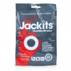 JACKITS THROTTLE STROKER CLEAR