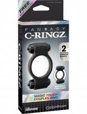 FANTASY C-RINGZ MAGIC TOUCH COUPLES RING