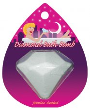 Diamond Bath Bomb - Jasmine
