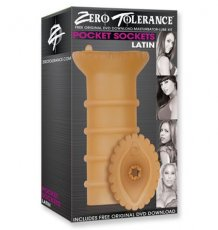 ZERO TOLERANCE POCKET SOCKETS LATIN