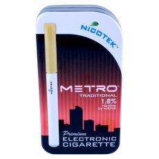 (D) ELECTRONIC CIGARETTE TRADITIONAL