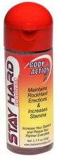 BODY ACTION STAYHARD 2.3 OZ