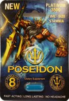 POSEIDON 25PC DISPLAY