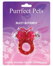 PURRFECT PET BUTTERFLY MAGENTA