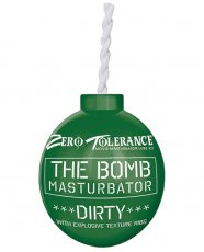 Zero Tolerance The Bomb Masturbator - Dirty