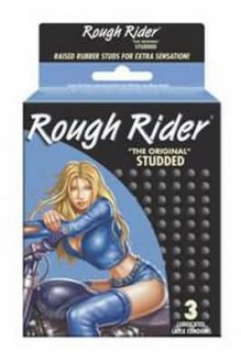 ROUGH RIDER STUDDED 3PK