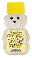 (D) HONEY BEAR LUBE WATER BASE 1.7 OZ