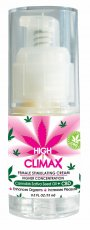 HIGH CLIMAX FEMALE STIMULANT W/HEMP SEED OIL 1/2 OZ