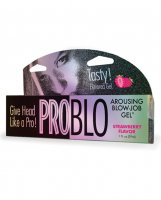 PROBLO AHH SOME BLOW JOB GEL STRAWBERRY