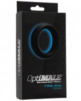 OptiMale C Ring Thick - 45 mm Black