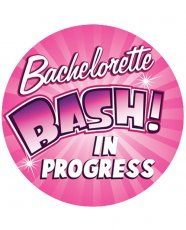 "Bachelorette 3"" Button - Bachelorette Bash in Progress"