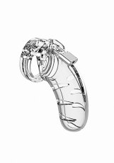 MANCAGE CHASTITY 4.5IN TRANSPARENT MODEL 03