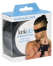 KinkLab Bondage Tape - Black