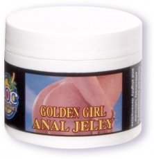 GOLDEN GIRL ANAL JELLY 2 OZ (BU)