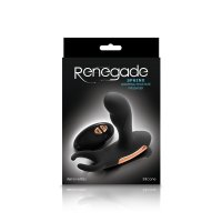 RENEGADE SPHINX BLACK WARMING PROSTATE MASSAGER
