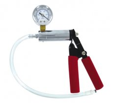SIZE MATTERS DELUXE METAL PUMP W/PRESSURE GUAGE