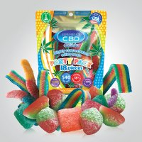 CBD 540MG ASSORTED GUMMIES 18PC (NET)