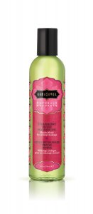 NATURALS MASSAGE OIL STRAWBERRY
