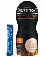 Shots Toys Easy Rider Hot Masturbator - Vaginal