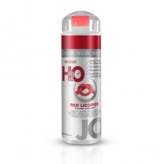 (D) JO H2O RED LICORICE 4 OZ FLAVORED LUBE