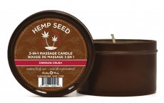 CANDLE 3-IN-1 CRIMSON CRUSH 6 OZ
