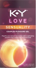 KY LOVE SENSUALITY 1.69 OZ