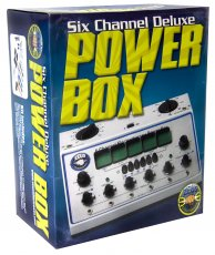 ZEUS ELECTROSEX 6 CHANNEL POWER BOX