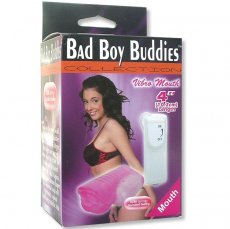 (WD) BAD BOY BUDDIES VIBRATING MOUTH