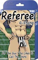 Referee G-String Assorted