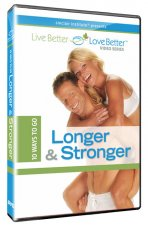 (WD) 10 WAYS TO GO LONGER & STRONGER DVD