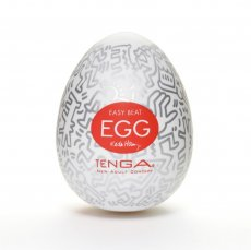 KEITH HARING EGG PARTY (NET)