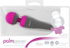 PALM POWER MASSAGER FUSCHIA PLUG IN