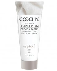 COOCHY Shave Cream - 12.5 oz Au Natural