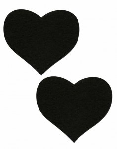 PASTEASE SWEETY HEART BLACK