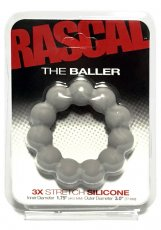 (D) RASCAL STARTER KIT BALLER RING GREY