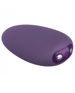 Je Joue Mimi Soft Clitoral Stimulator - 5 Speed 7 Pattern Purple
