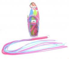 (WD) FRESH 30 INCH WHIP PINK/BLUE