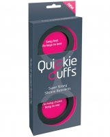 Quickie Cuffs Medium - Black