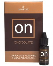 ON FEMALE AROUSAL OIL CHOCOLATE 5ML 12PC REFILL