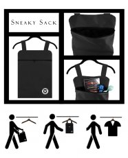 Holistic Sneaky Sack - Black