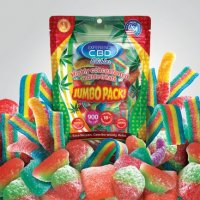 CBD 900MG ASSORTED GUMMIES 30PC (NET)